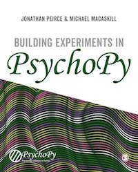 PsychoPy Builder book cover